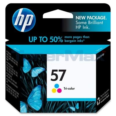 HP NO 57 INK TRICOLOR